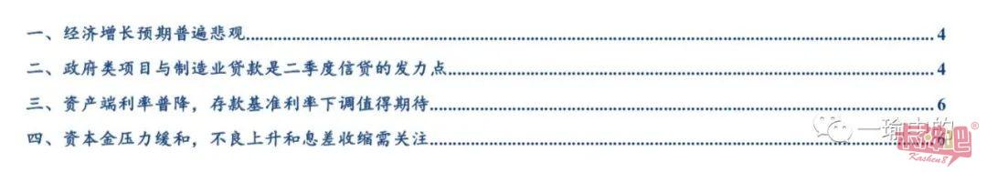 2020年2季度中国信贷官调查 | 银行逆周期发力迎挑战